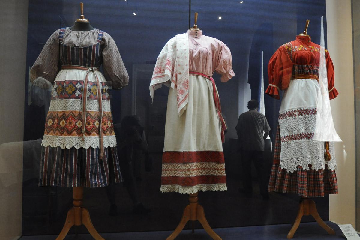 Одежда В России