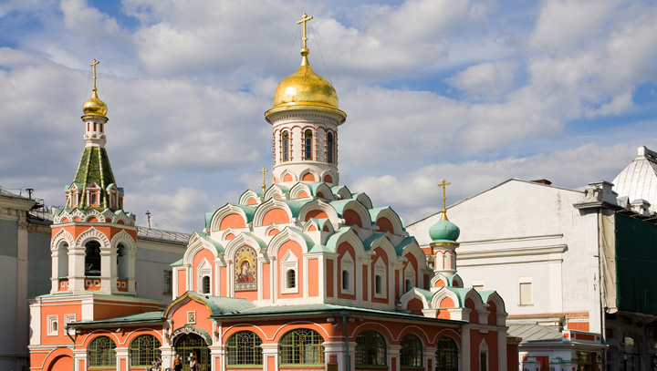 иконы на красной площади:
