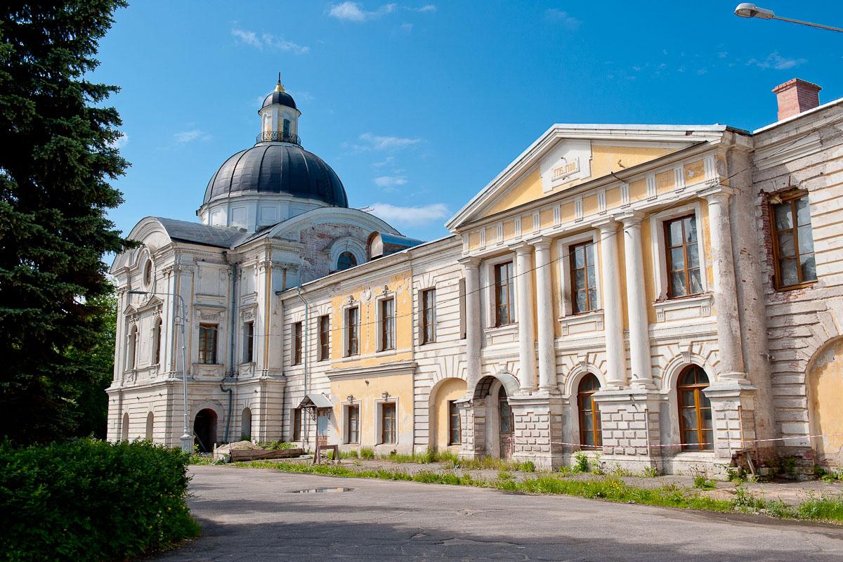 фото тверь путевой дворец