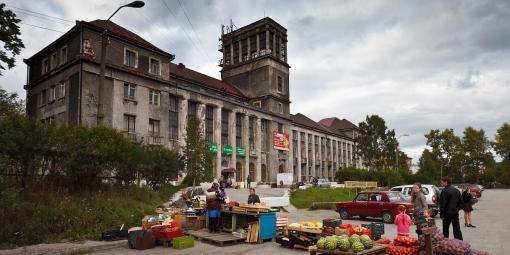 медвежьегорск фото города