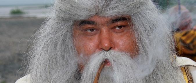 Ямальский Дед Мороз—Дедушка Ири. Источник: Фотобанк Лори. Strana.Ru