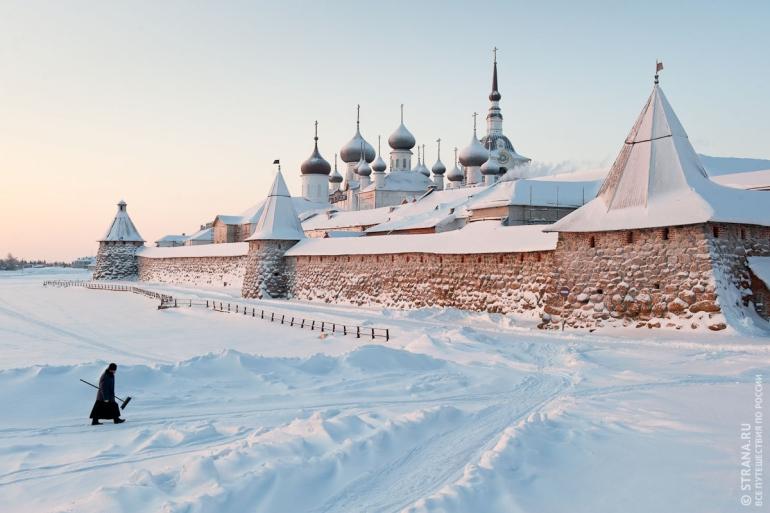 Туризм на западе России. Архангельская область