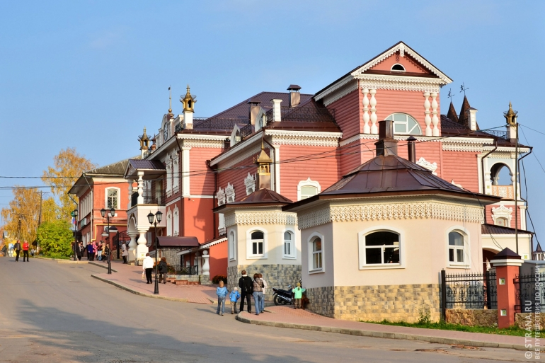 Мышкины палаты (Дворец Мыши). Фото: Фотобанк Лори. Strana.Ru