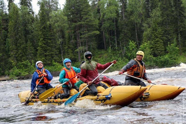 Лагерь «Большое Приключение» в Карелии. Фото из архива сайта pro-camp.ru. Strana.Ru