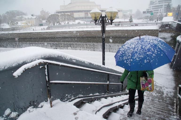 Иваново открывается в ходе неспешных прогулок по городу. Фото: Игорь Стомахин/Strana.ru. Strana.Ru