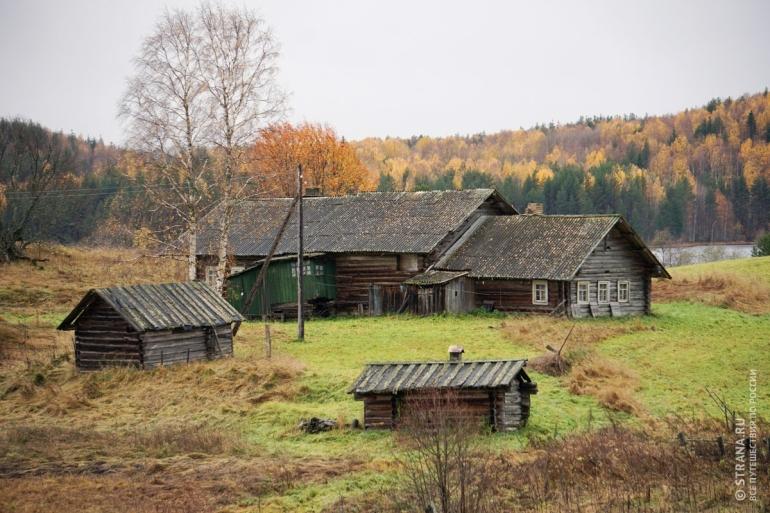 Кенозерье—это вещь в себе, закрытая территория, шкатулка с драгоценностями. Фото: Игорь Стомахин / Strana.ru. Strana.Ru
