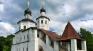 Церковь Иконы Божией Матери Смоленская в селе Бородино