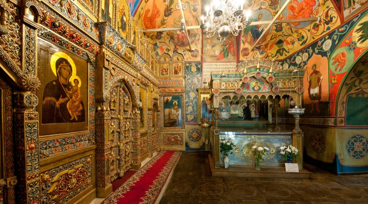 Покровский собор храм василия