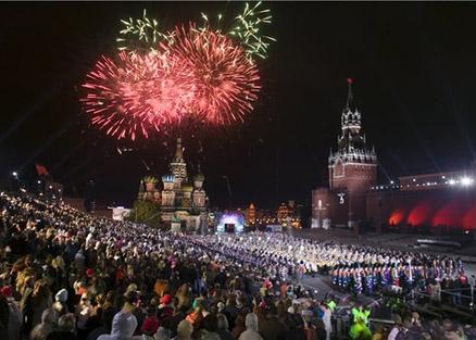 Событийный туризм в москве адаптируют