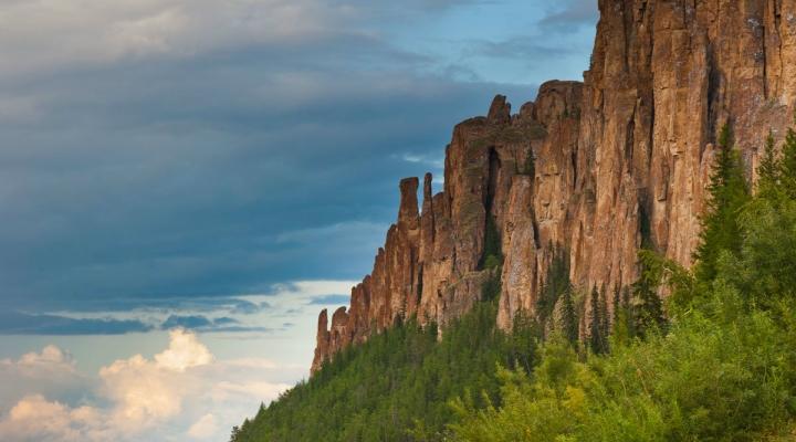 Природный парк Ленские столбы получил статус национального в ... | 400x720