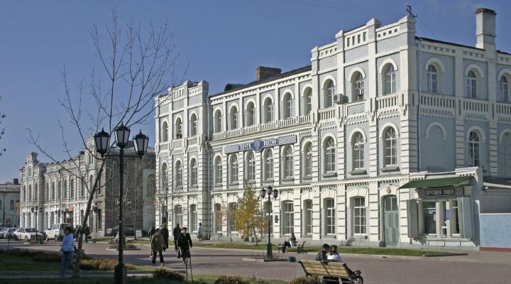 Анадырь  самый яркий город России
