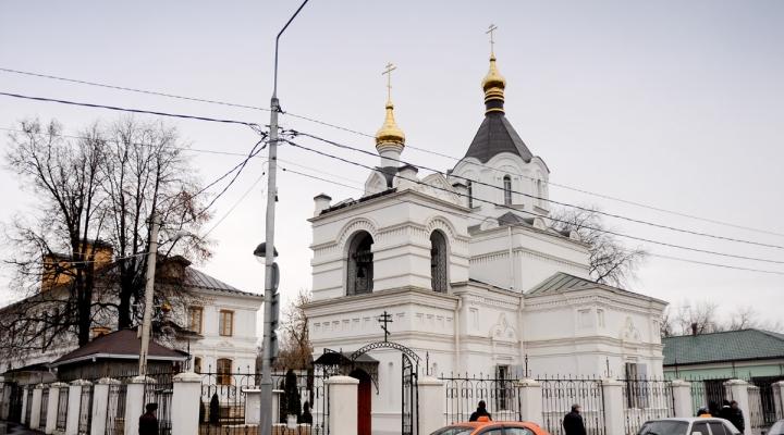церковь александра невского звенигород нас вакансий
