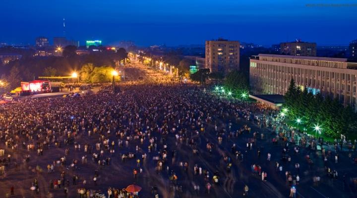 Благовещенск день города 2012 strana ru