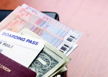 Билеты на самолет из аэропорта