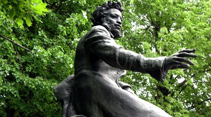 в сибирь пушкин читать