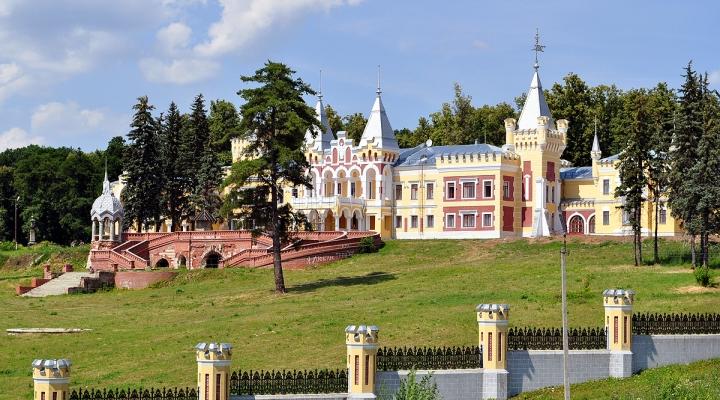рязанская область город скопин фото