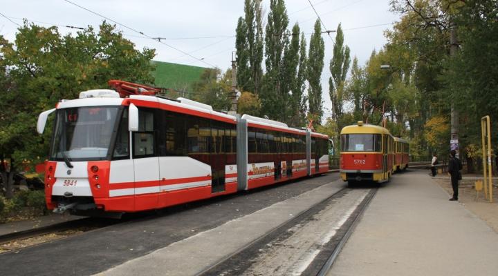 По заказу Москомархитектуры специалистами НИиПИ Генплана Москвы разработан проект линии скоростного трамвая.