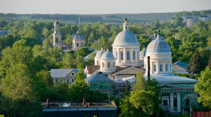 город торжок тверская область фото