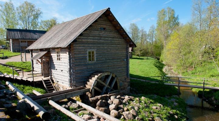 Музей «Водяная мельница»: