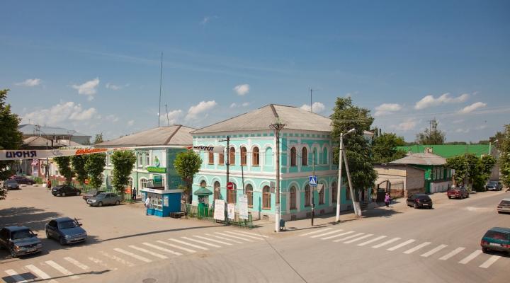 Акжарская центральная районная больница кгкп