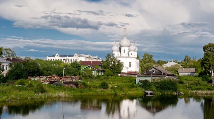 город белозерск фотографии