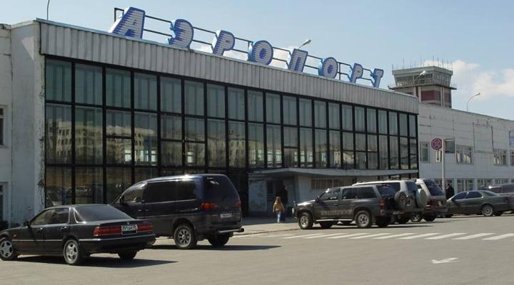 фото магадан аэропорт