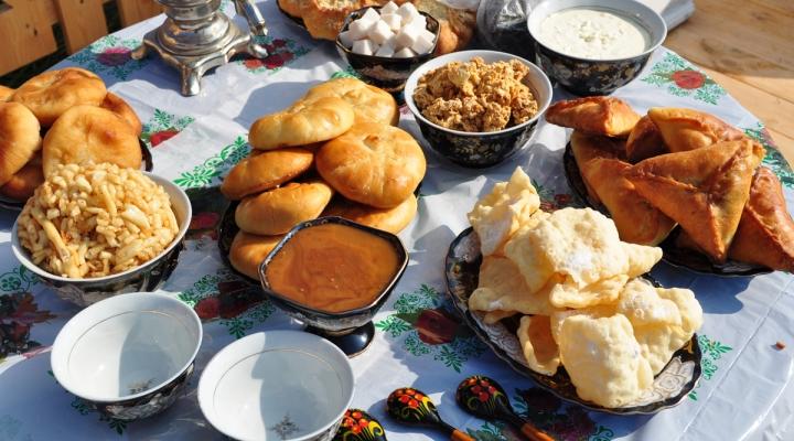 татарская кулинария