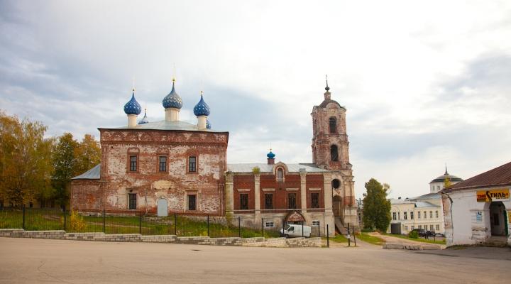 фото город касимов