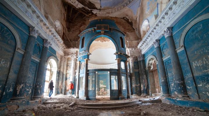 Секретные места в Москве, закрытые объекты (фото)