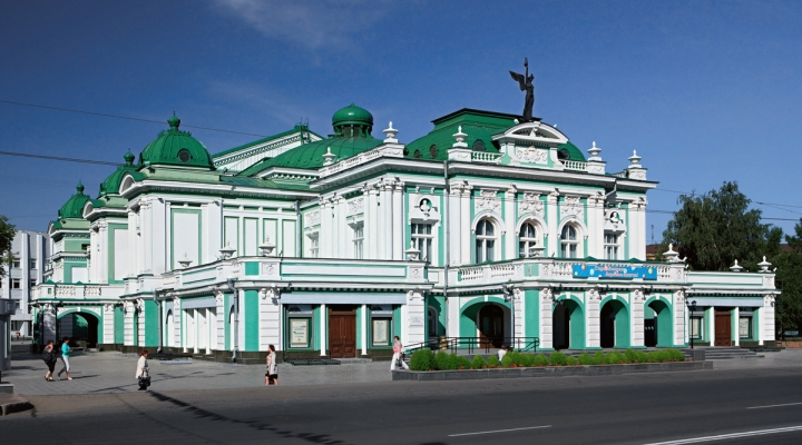 фото достопримечательности города омска
