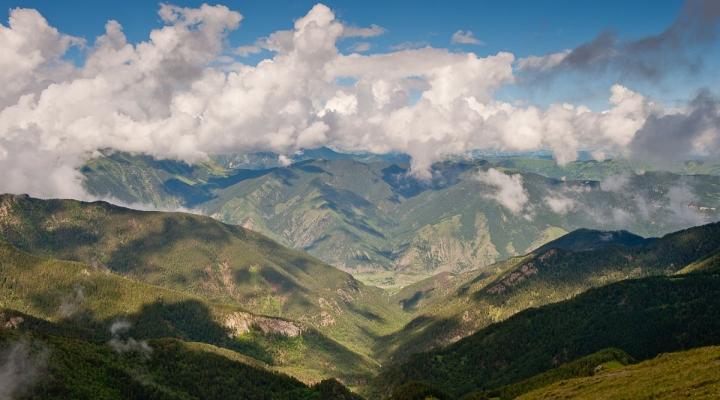 Карачаево-Черкесская Республика: достопримечательности ... Кавказ На Карте России