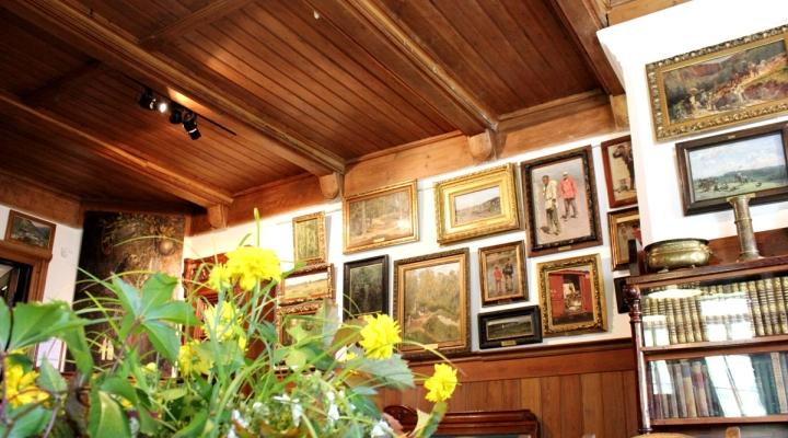 поленово музей усадьба фото