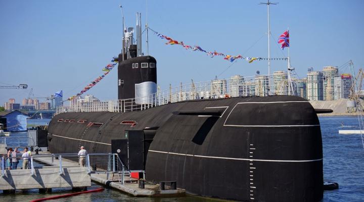 как доехать до подводной лодки в москве