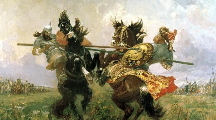Высока Ковыль-трава Поля Куликова Николай Мельников
