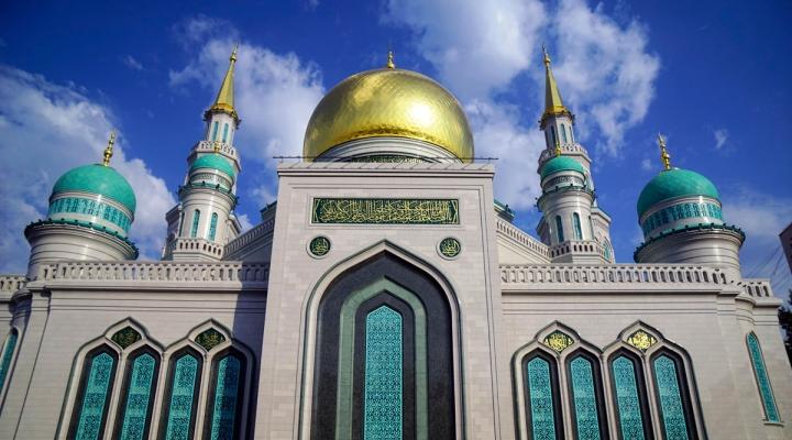 фото соборная московская мечеть