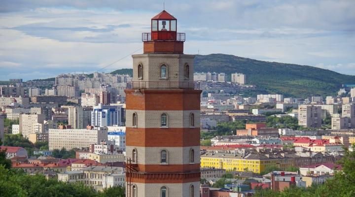 Мурманск - в десятке самых безопасных городов