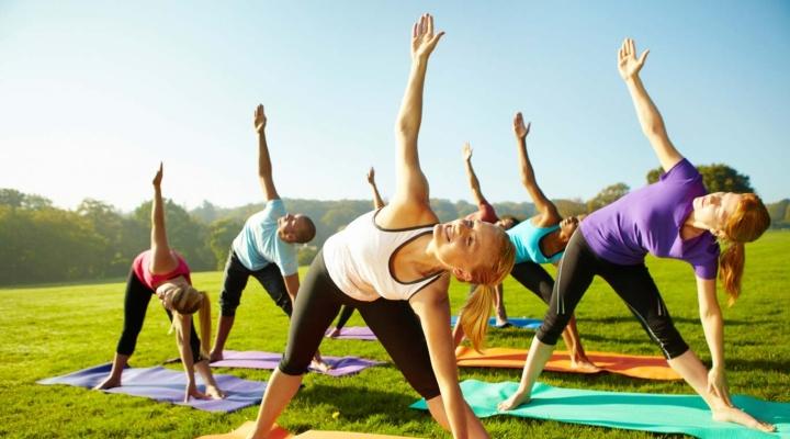Занятия по йоге белгород