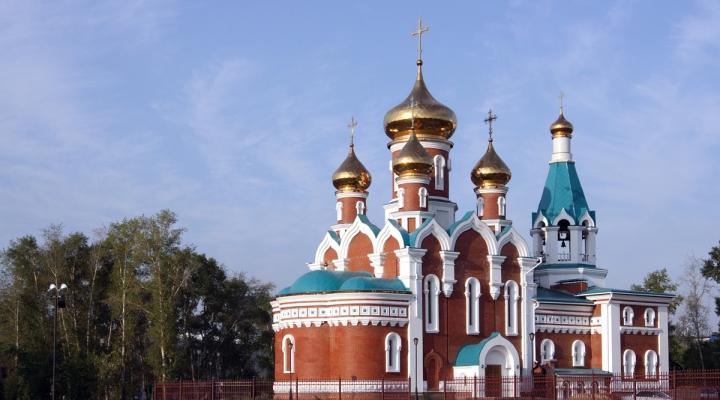 Комсомольск-на-Амуре удивительно похож на Ленинград образца восьмидесятых годов, только похудевший и лишившийся...
