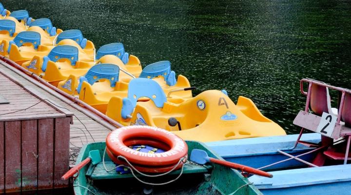 Омск прокат лодок