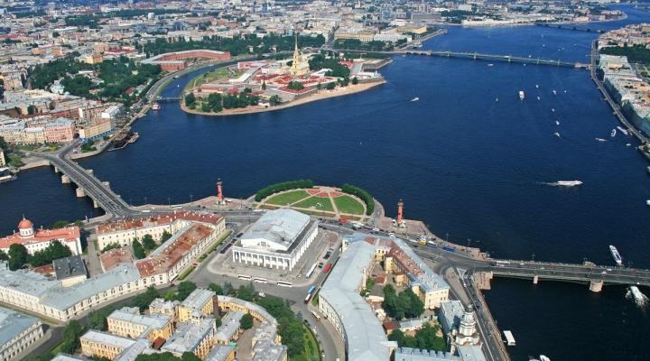 Васильевский остров: достопримечательности, фото, видео ...