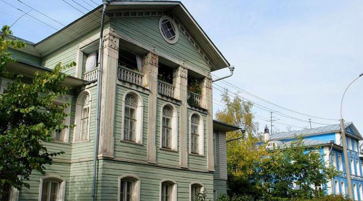 Дома в 19 веке фото 167