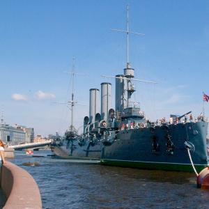 Ждите крейсер «Аврору» в 2016