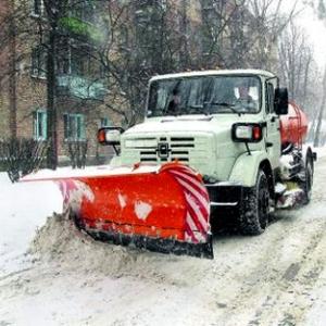 Саратовскую область очищают от снега 1 764  единицы спецтехники