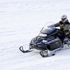 Снегоходный пробег «Сибирский экстрим – 2014» на Ямале