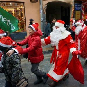 Ленивый Дед Мороз»: бежать не обязательно