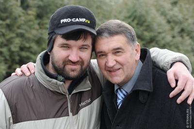 Матвей и Дмитрий Шпаро. Фото из архива сайта pro-camp.ru. Strana.Ru